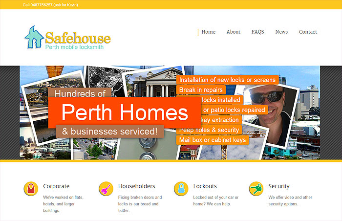 safehouse locksmiths perth