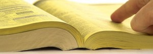 yellow pages or PPC