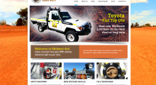Perth 4WD Hire - Midwest 4x4
