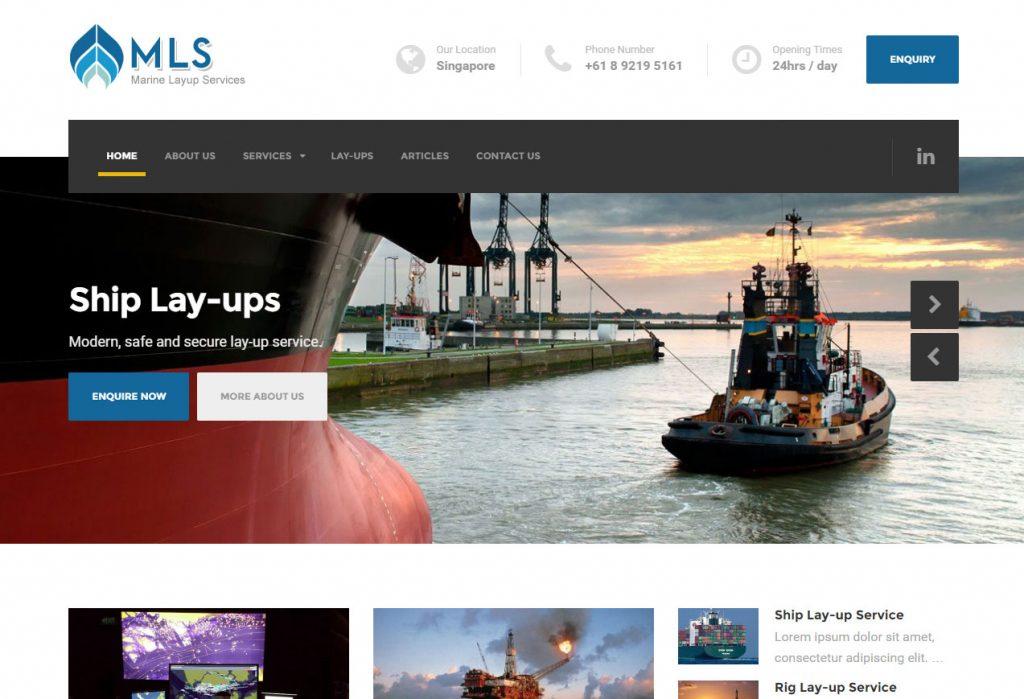 Marine Layup Services