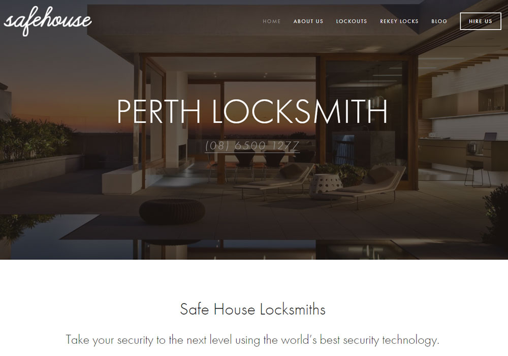 safehouse locksmiths