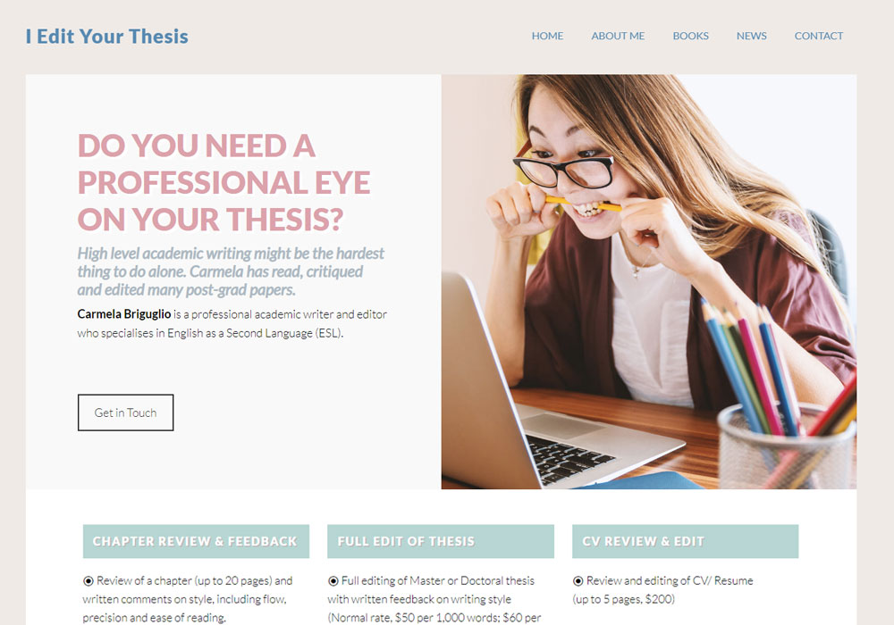 i edit your thesis academic writing website