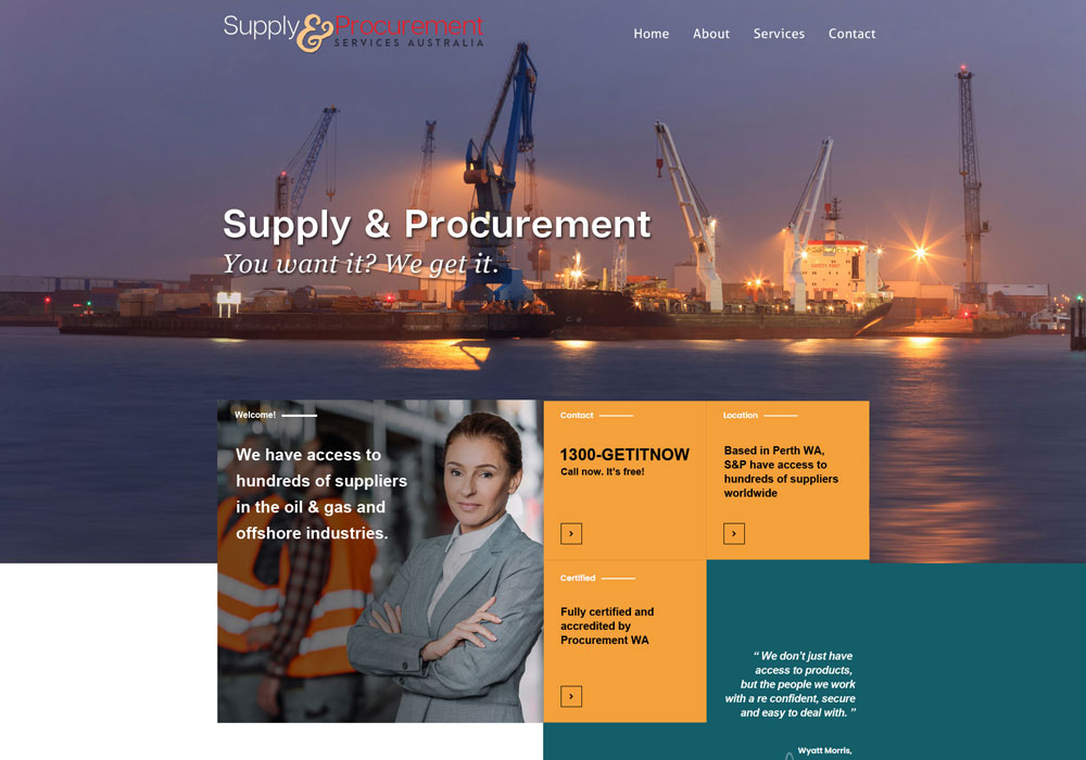Supple and Procurement WA